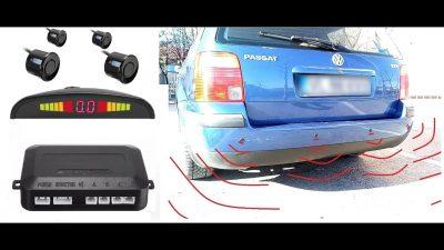 migliori sensori di parcheggio