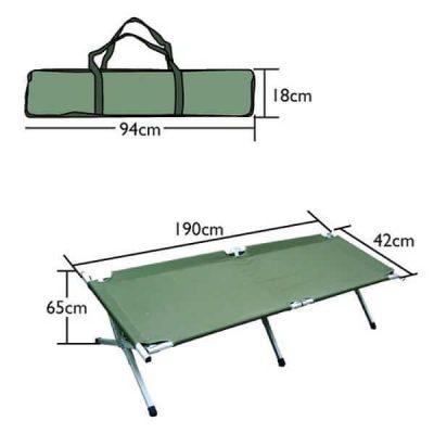Dimensioni-del-letto-da-campeggio