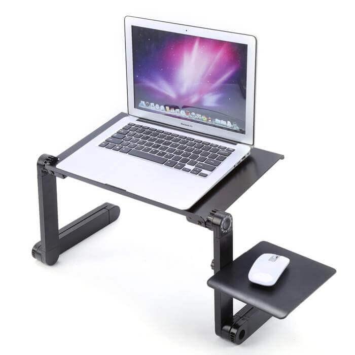 miglior tavolino pieghevole porta notebook