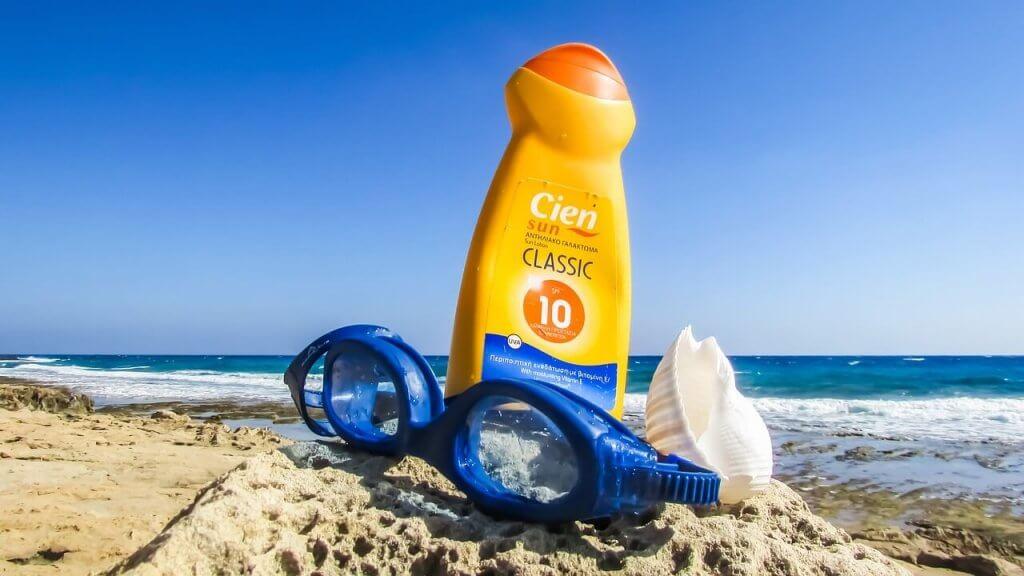 la migliore crema solare per bambini
