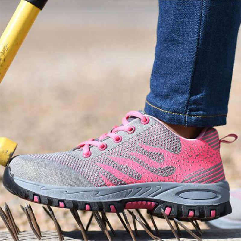 scarpe antinfortunistiche da donna