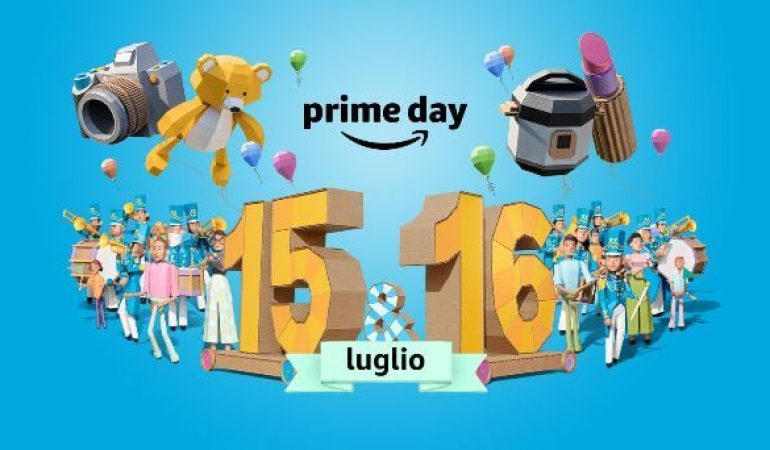 f5c915eef765b2 È in arrivo l'Amazon Prime Day 2019: 48 ore di super offerte per i clienti  Prime