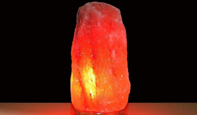 Lampada Di Cristallo Di Sale Ionizzante : Conosci l haloterapia ido srl prodotti e lampade di sale